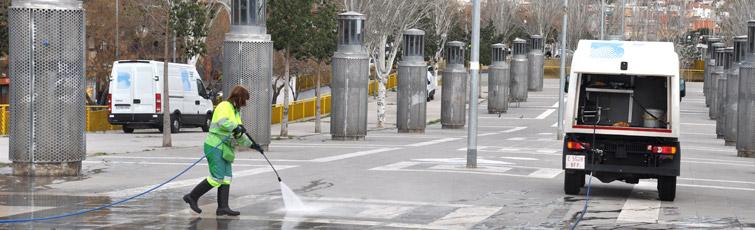 Estudi de neteja urbana 2015