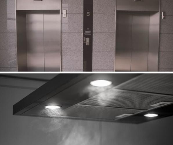 mantenir ascensor i campana de la cuina
