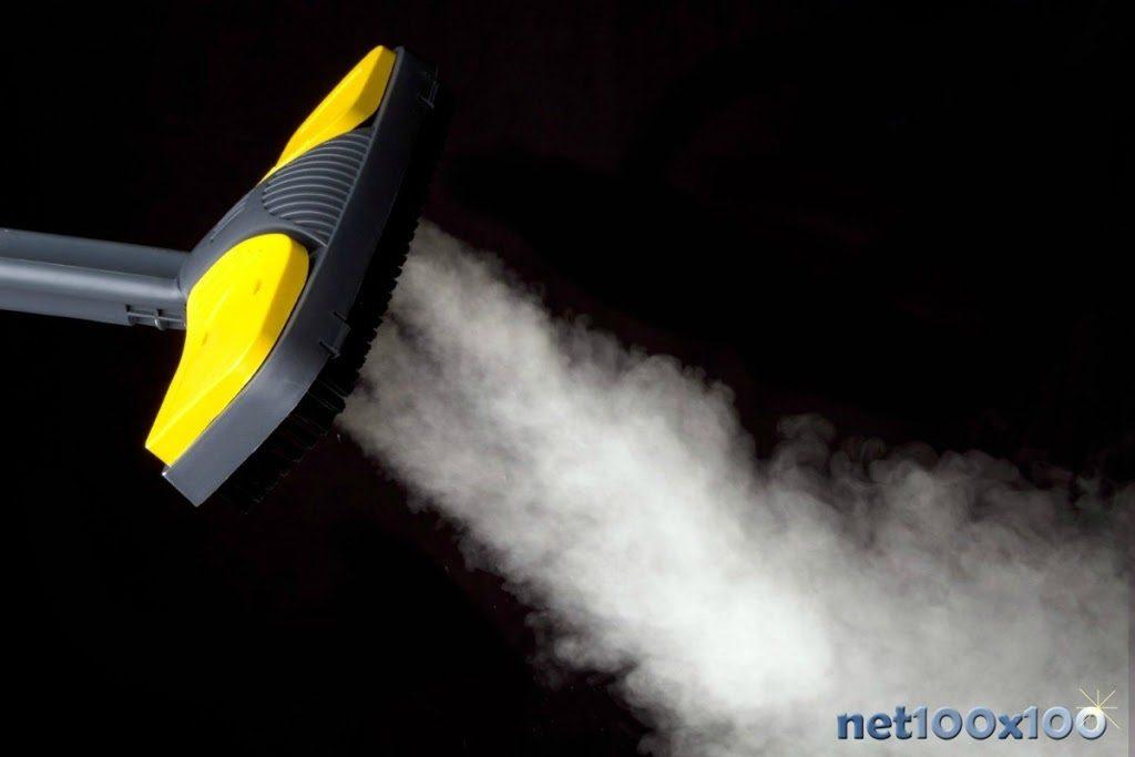 desinfecció amb vapor sec