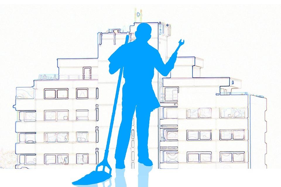 Limpieza y mantenimiento de portales y comunidades de vecinos