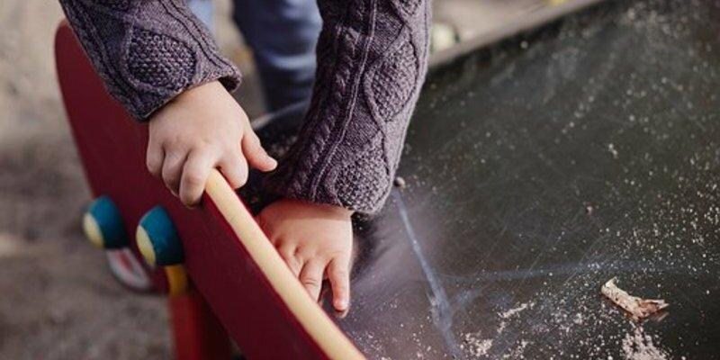 Guarderies i mantenir-hi l'aire net i desinfectat