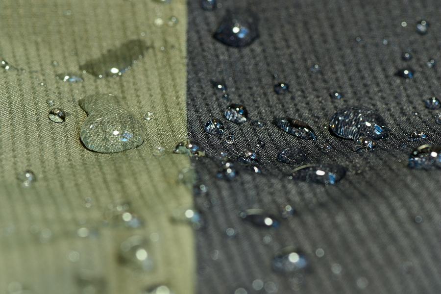 Limpieza e hidrofugación de textiles