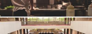 limpieza en los comedores escolares