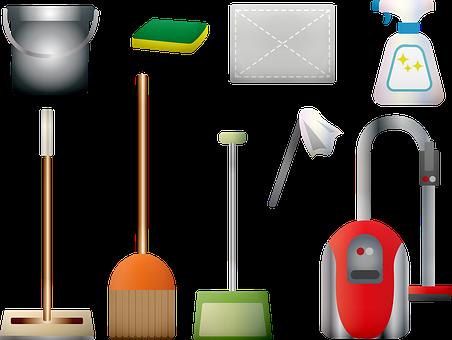 ¿cómo limpiar al material de limpieza después de su uso?