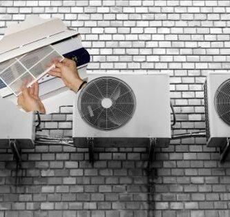 Cómo limpiar y desinfectar el filtro del aire acondicionado